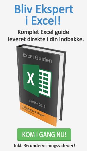 Excel bog