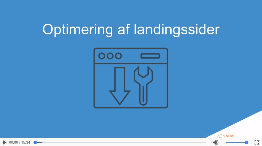 Sådan skaber du affiliate-landingssider der konverterer