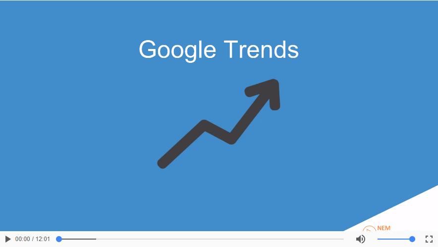 Sådan anvender du Google Trends som affiliate