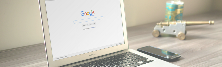 Sådan får du dine billeder til at dukke op på Google