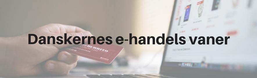 e-handel vaner