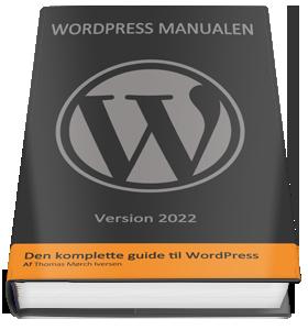 WordPress bog for begyndere