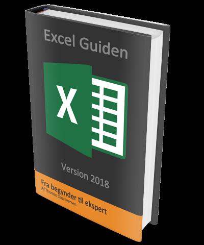Excel vejledning