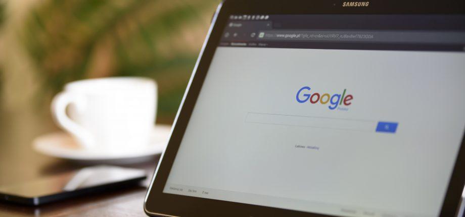Avanceret Google søgning