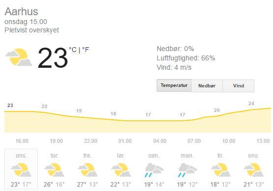 vejret google søgning