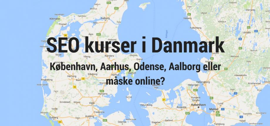 SEO kursus københavn, Aarhus, Odense, Aalborg