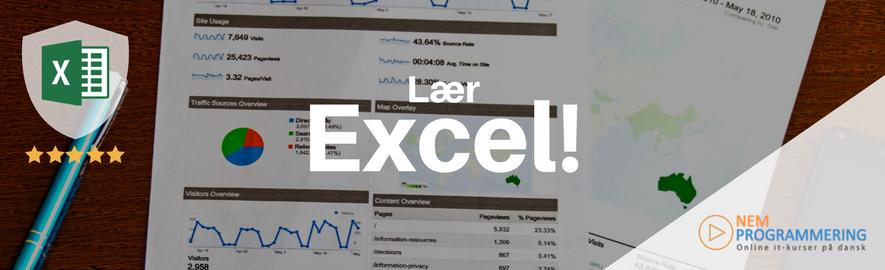 Lær Excel
