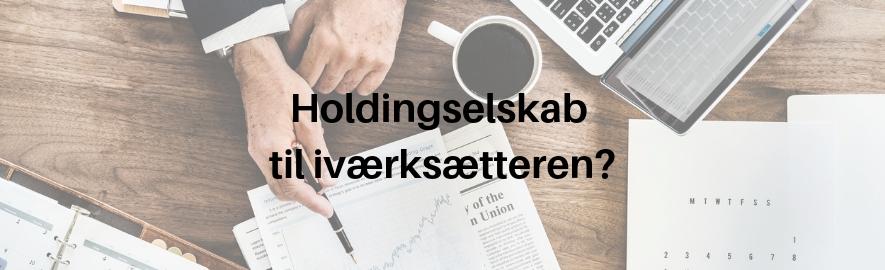 Holdingselskab