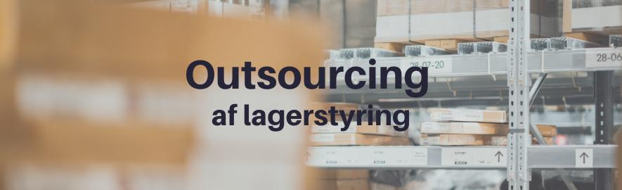 outsourcing af lagerstyring